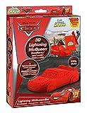 CRAZE 54759–Magic Arena, Disney Cars Lightning Mcqueen Juego Incluye Accesorios, 200g, Color Rojo