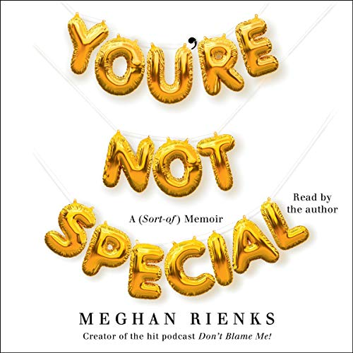 You're Not Special cover art