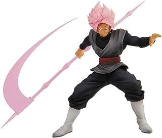 Super Saiyan Rose Goku Black: 14cm BanPresto World Figure Colosseum Statue Figurine & 1 D.B. Trading Card Bundle Vol.9 (35925)