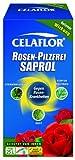 Celaflor Rosen-Pilzfrei Saprol, gegen Pilzkrankheiten an Rosen, wie Echten Mehltau, Sternrußtau und Rost, 250 ml