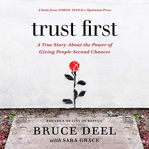 Trust First audiobook cover art