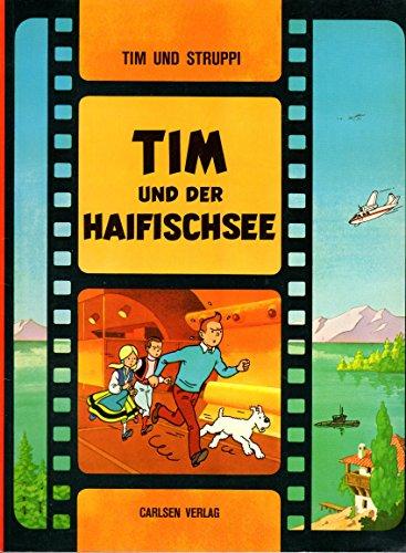 Tim und Struppi Buch Zum Film: Tim und der HAIFISCHSEE (3. Auflage)
