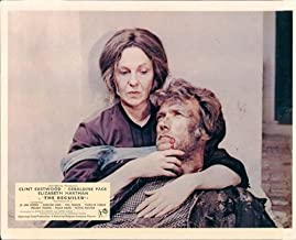 CLINT EASTWOOD GERALDINE PAGE THE BEGUILED LOBBY CARD