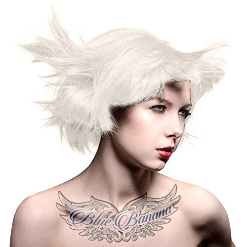 Official Manic Panic High Voltage Classic Cream Formula Colour Hair Dye (Virgin Snow Toner)