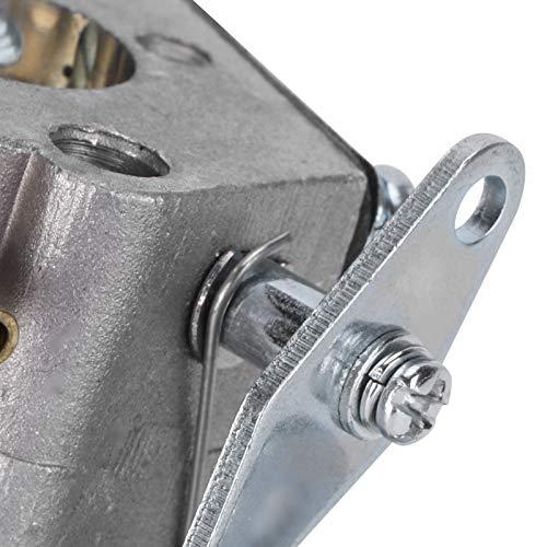 Annjom Carburador para Husqvarna, Filtro de Aire, reemplazo de carburador, Resistente al Desgaste Duradero para jardín Husqvarna