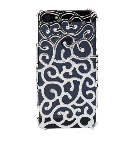 Diamond Cover 202080 Crystal Bling - Funda para Apple iPhone 4 y...