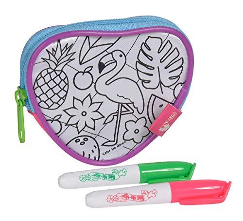 Simba 106374443 Color Me Mine Fantasy Heart Purse