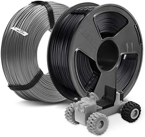 3D Printer PETG Filament 1 75MM SUNLU 2KG PETG 1 75mm of MasterSpool Fit FDM 3D Printer 1KG product image