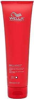 Wella Brilliance Conditioner For Coarse Colored Hair for Unisex 8.4 oz Conditioner