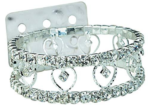 Fitz Design Corsage Bracelet - Cupid Dazzle