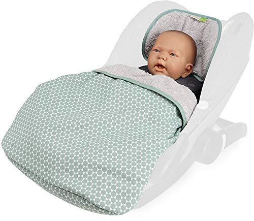 Priebes Henriette, Cosybag für die Babyschale, Fußsäckchenfür Babyautositz