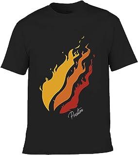 Original Forms T-Shirt Preston Fire Playz pour Jeunes gar/çons et Filles en Coton