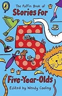 The Puffin Book of Stories for Five-year-olds(Paperback) - 1999 Edition