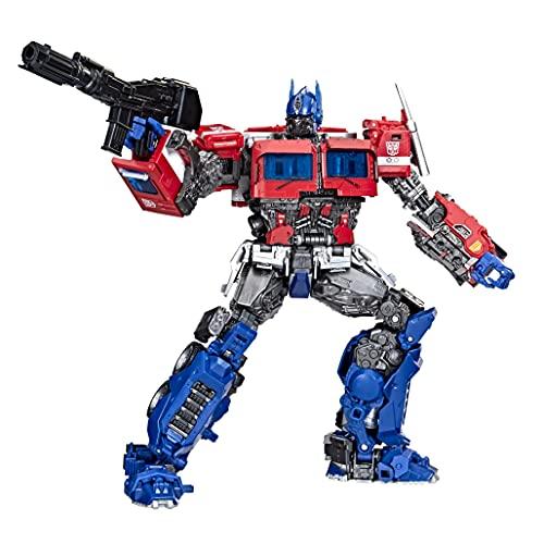 Transformers Movie Masterpiece Series MPM-12 Optimus Prime Sammelfigur, Bumblebee Film 28 cm, Mehrfarbig