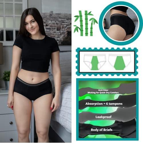 Period Underwear Women Leakproof Max 79% OFF Panties Girls Thinx Teens Max 69% OFF Menst