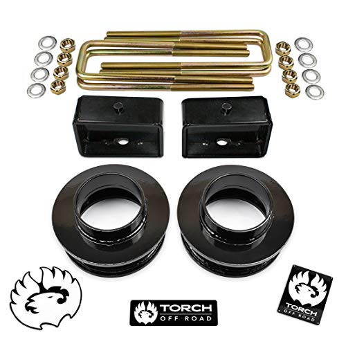 06 chevy 2wd lift kit - 3
