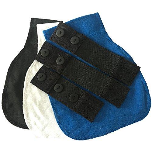 KANGYH Cintura Estensibile per la Gravidanza e Donna Incinta   Fascia Premaman per allargare Pantaloni e gonne   Adeguare la Gravidanza Vestiti Abbigliamento e premama