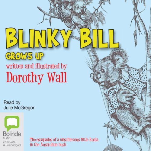 Blinky Bill Grows Up cover art