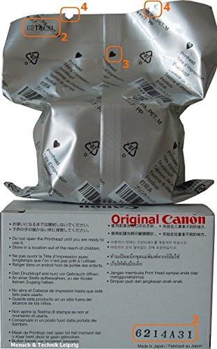 Original Canon Druckkopf für Canon Pixma iP3600, MG5150
