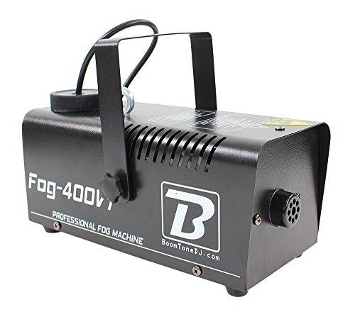 BoomToneDJ BOOFOG400 Macchina del Fumo