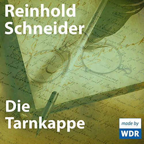 Die Tarnkappe audiobook cover art