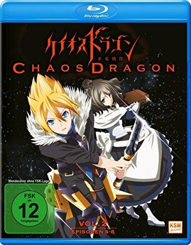 Chaos Dragon – Vol. 2 Episode 05-08 [Blu-ray]
