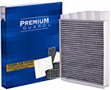 PG Cabin Air Filter PC5508 | Fits 2001-09 Volvo S60, 1999-06 S80, 2001-07 V70, 2003-07 XC70, 2003-13 XC90