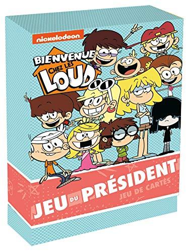 Bienvenue Chez Les Loud Boites De Cartes Le President