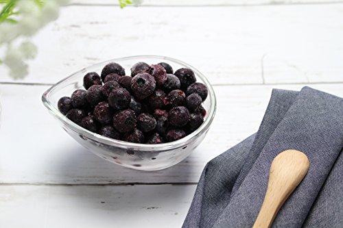国産 会津柳津産 冷凍ブルーベリー 1kg (500g×2袋)