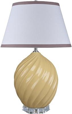 Amazon.com: lumisource ls-k-conchtbs R Shell lámpara de mesa ...