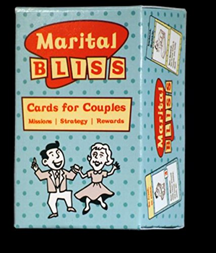 Marital Bliss Card Game
