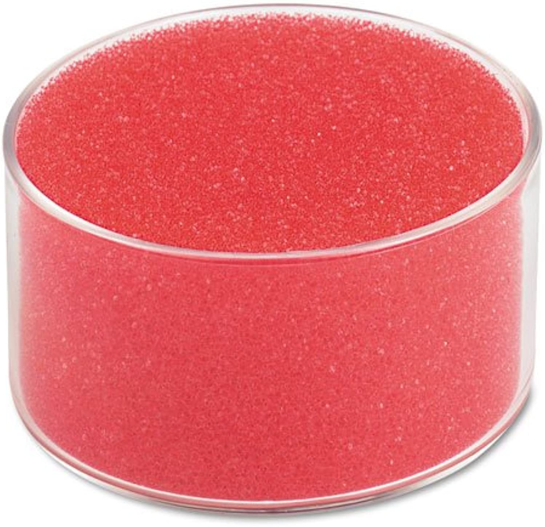 Universal UNV56503 Sponge Cup Moistener, 3 Diameter by Universal
