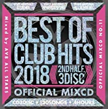 Best Of Club Hits 2018 -2nd Half- Official MIXCD / V.A