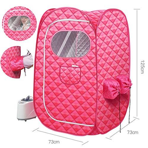CTEGOOD Mobile Sauna für zuhause Portable Infrarotsauna Heimsauna leicht tragbar Faltsauna mit Fernbedienung Für Patienten mit Schwerer Schlaflosigkeit