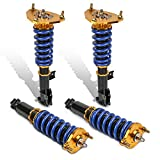 MOSTPLUS Coilovers Struts Compatible for D53A/D52A Mitsubishi Eclipse 2000 2001 2002 2003 2004 2005 (Set of 4)