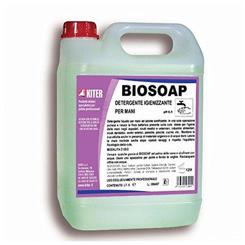 Kiter – biosoap Savon Mains HACCP Lt 5
