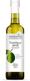 BIOPLANETE2018年度ノヴェッロ有機エキストラヴァージンオリーブオイル 無濾過 初摘み