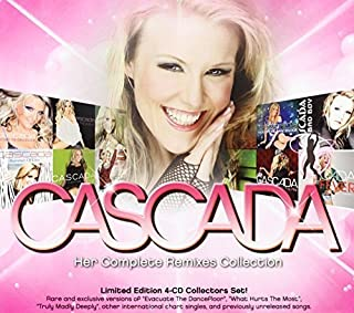 Cascada: Her Complete Remixes Album Collection by Eq Music Singapore