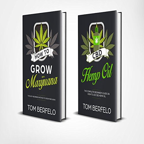 Marijuana audiobook cover art