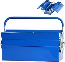 hongbanlemp Tool Boxes 5-lade Cantilever metalen gereedschapskist drielaags metalen gereedschapskist reparatie auto home h...