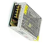Aexit FDPS-50A CA 110V / 220V DC 12V / 5A 60W Adaptador de fuente de alimentación conmutada (d35d13b39b7cac45ba80fba6666d98b6)