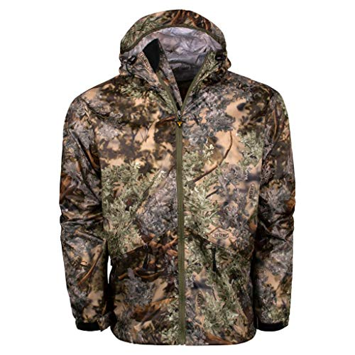 King's Camo Men's Climatex Rainwear Jacket, Desert Shadow, 2X-Large