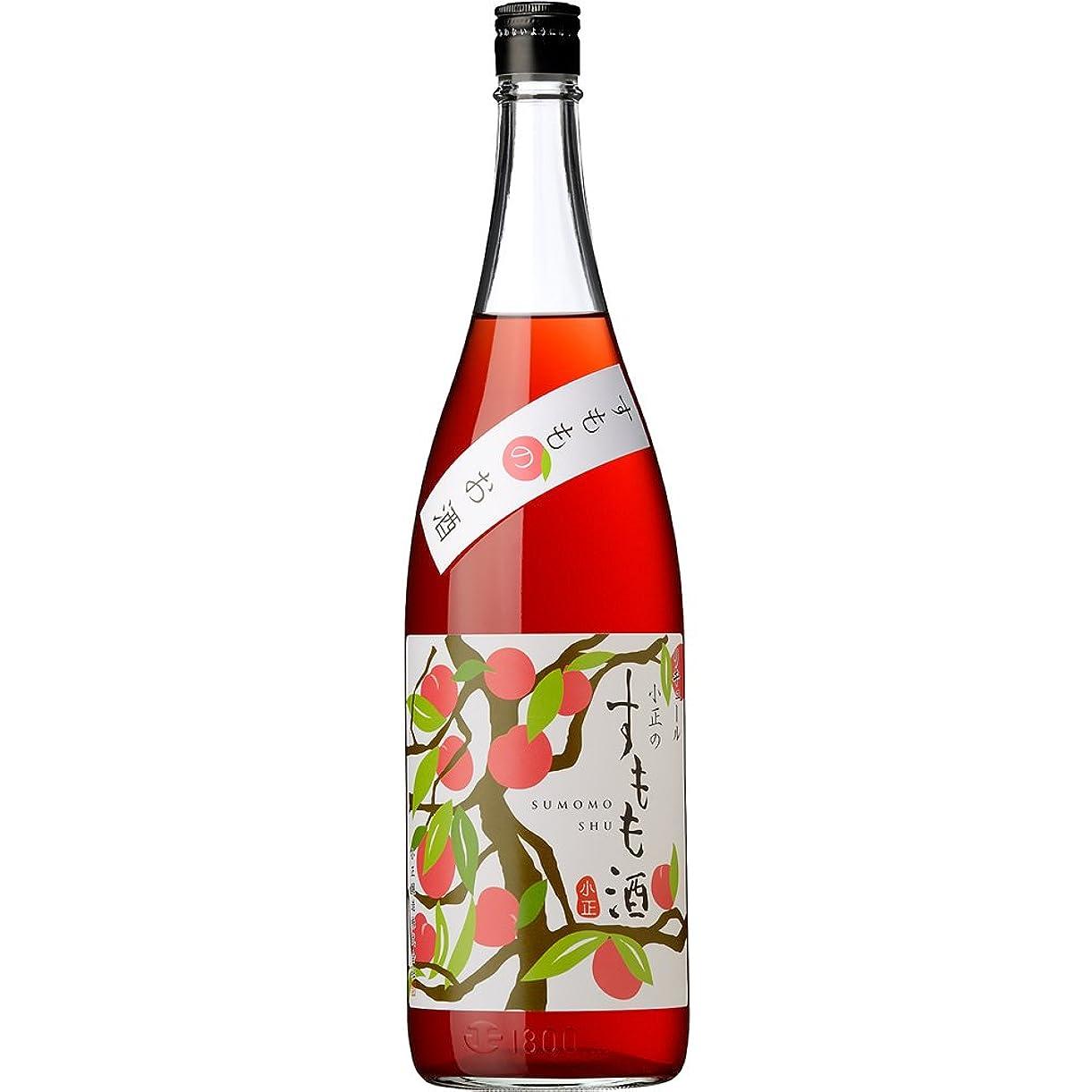 アグネスグレイ道徳の平らな小正醸造 小正のすもも酒 [ リキュール 1800ml ]