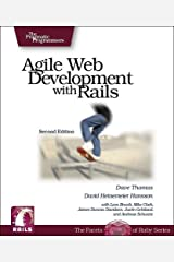 Agile Web Development with Rails, 2nd Edition Paperback