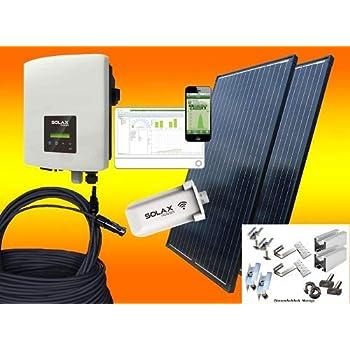 300Watt Stecker-Solar-Gerät Orbis Solarpanel Monokristallin Plug-In-Solaranlage