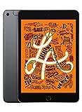 Apple iPad Mini 5th Generation (Wi-Fi + Cellular, 64GB) - Space Gray (Renewed)