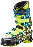 LA SPORTIVA Spectre 2.0, Stivali da Escursionismo Alti Unisex-Adulto, Multicolore (Black/Apple Green 000), 43 1/3 EU
