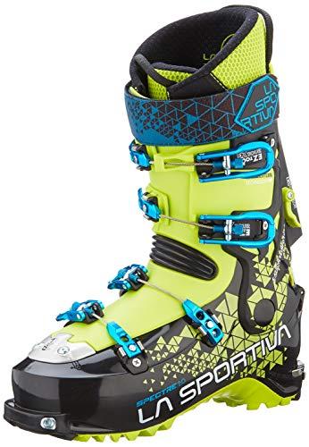 LA SPORTIVA Spectre 2.0, Stivali da Escursionismo Alti Unisex-Adulto, Multicolore (Black Apple Green 000), 43 1 3 EU