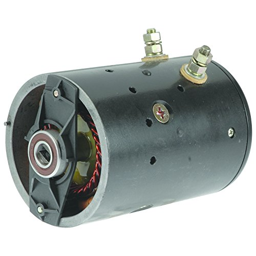 Great Features Of NEW FLUID POWER PUMP MOTOR CW 12 VOLT SLOTTED 2-POST INSULATED GROUND FITS HALDEX ...