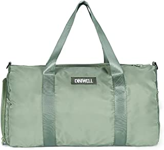 COAFIT Duffle Bag Large Gym Bag Travel Weekend Bag for Unisex Adults